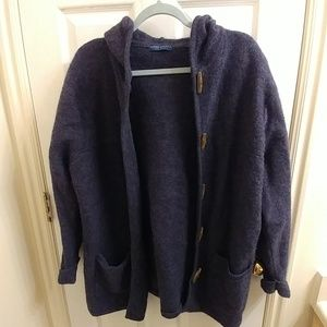 Karen Scott wool sweater